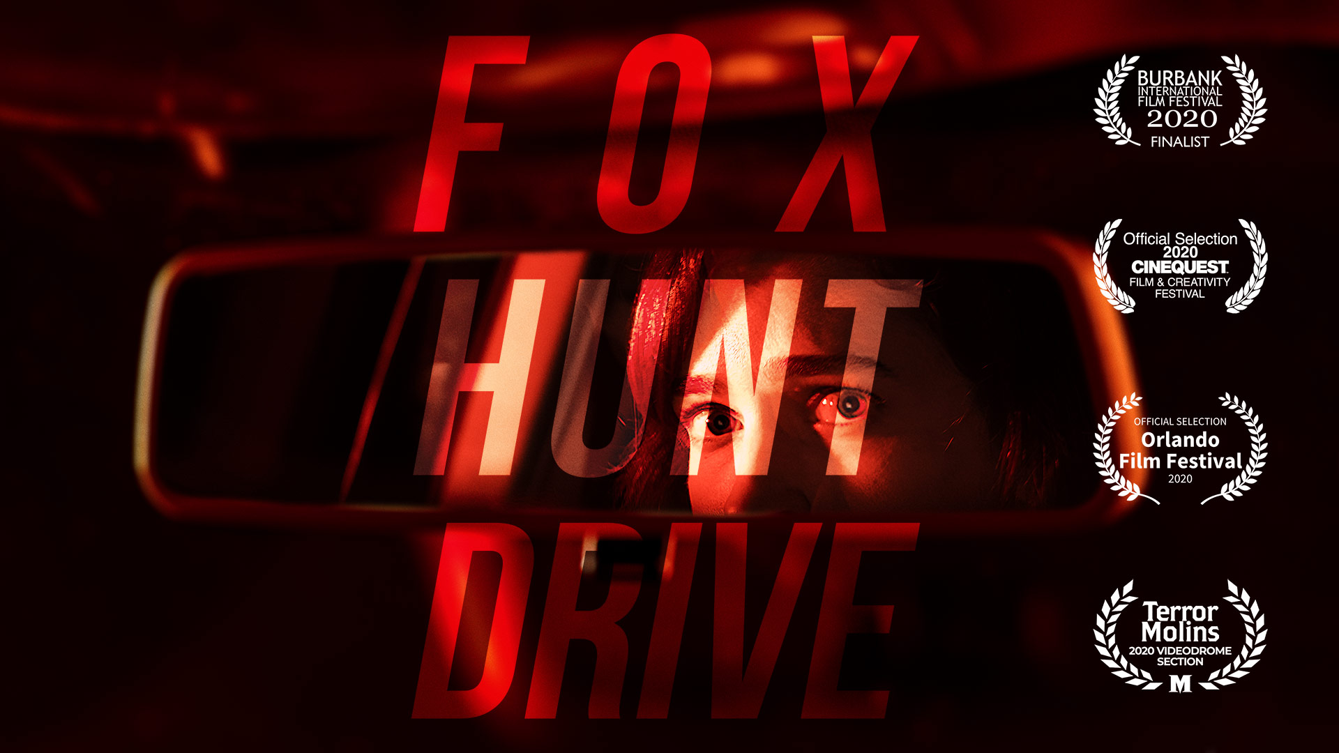 Fox Hunt Drive Movie Title